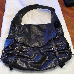 KOOBA Black leather bag